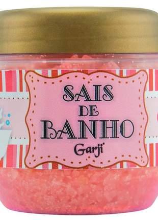 Sais de banho aromático garji - maçã vermelha