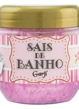 Sais de banho aromático garji - rosas