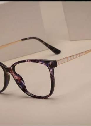 2c04855f8 Armação óculos de grau avano 232-c - R$ 150.00 (escuros, sem grau ...