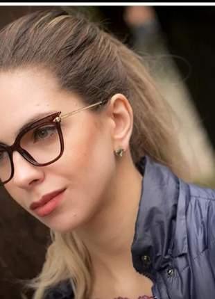 Armação de óculos av 239 c feminino