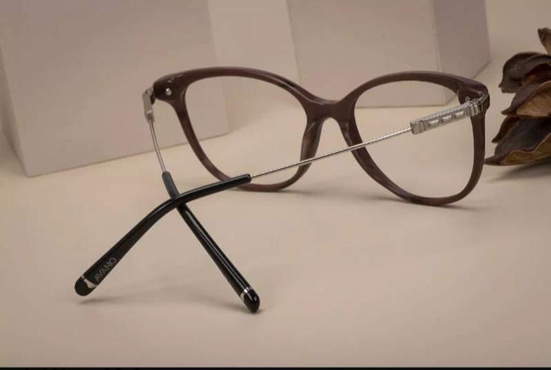48fef4ab9 Armação óculos de grau avano 246 c - R$ 150.00 (sem grau) #22316 ...