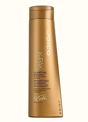 Shampoo joico k-pak tratament clarifying 300ml