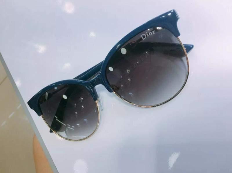 2a2ce99ee Óculos de sol redondo feminino dior novo n49 - R$ 120.00 #22543 ...