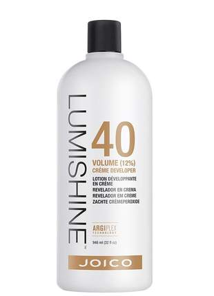Creme joico lumishine developer (volume40) 946ml