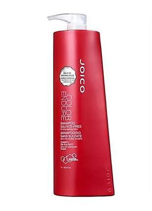 Shampoo joico color endure (1litro)