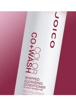 Condicionador de limpeza joico color co-wash 245ml