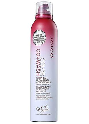 Condicionador de limpeza joico color co-wash 245ml