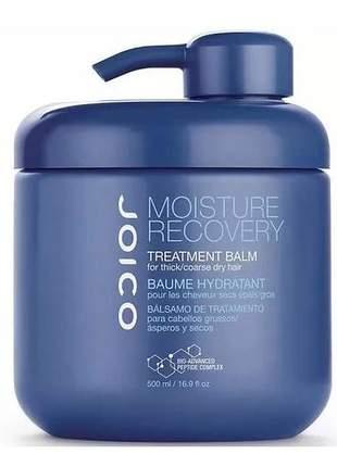 Máscara hidratante joico moisture recovery balm 500ml