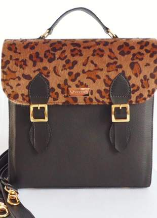 Bolsa/mochila satchel bag rebecca