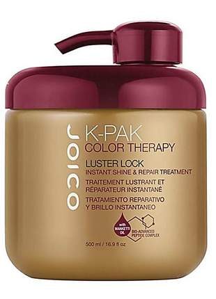Máscara luster lock joico k-pak color therapy 500ml