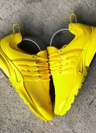 Tenis nike presto 2 amarelo