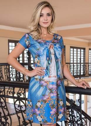 Vestido nossa senhora das graças - coleção ágape
