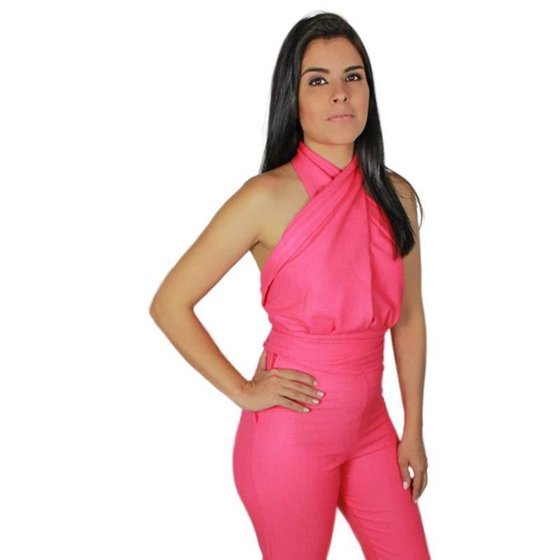 36f3fc82a18389 Macacão macaquinho feminino longo decote - R$ 129.99   SHAFA - O melhor da  moda feminina