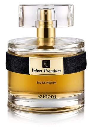 Velvet premium eau de parfum 100ml
