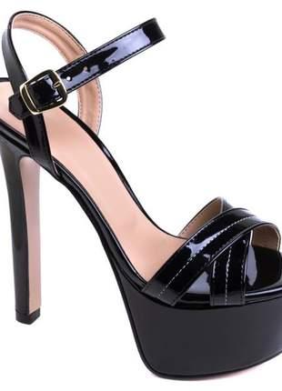 Sandália meia pata ref: sm75011