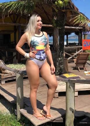 Maio body regata blusinha alcinha suplex sem bojo feminino ref 009b