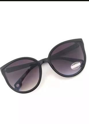 Óculos de sol chic blogueira black original oluxo