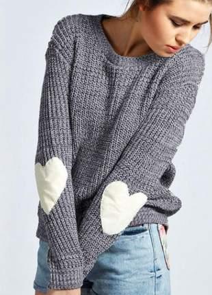 Suéter heart
