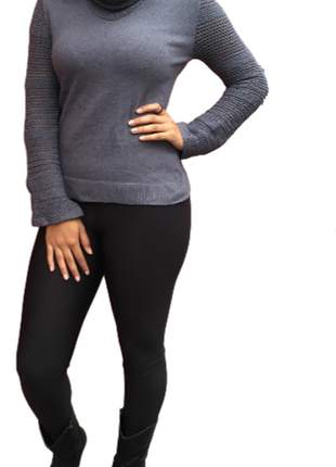 Blusa de frio tricot cacharel ref100