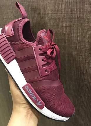 Adidas nmd vinho