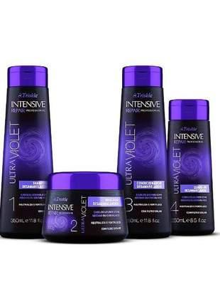 Linha ultra violet triskle (4 produtos)