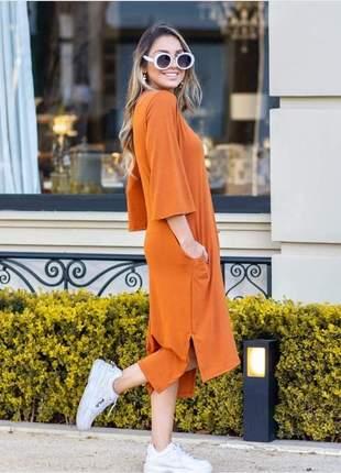 Vestido de viscolycra