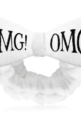 Omg! kit 2 em 1: máscara borbulhante detox omg e máscara de microfibra hidratante omg