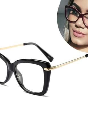 4ad178a667 Óculos de grau feminino, armação, modelos de oculos de grau - compre ...