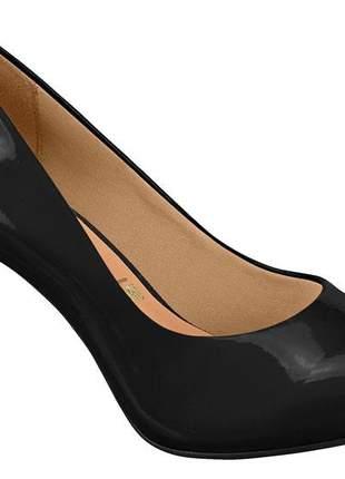 Sapato vizzano salto grosso alto