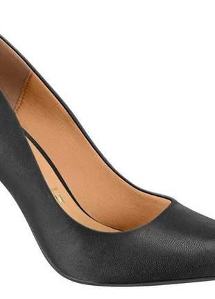 Sapato scarpin vizzano salto alto bico fino