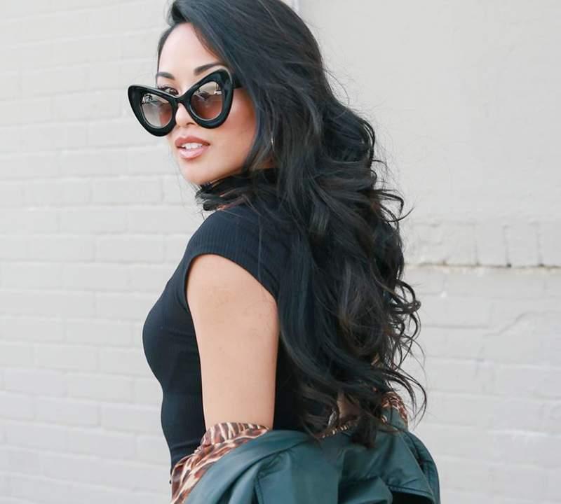 a1eb58ff3 Óculos de sol feminino oversized vintage retro - R$ 80.00 #25247 ...