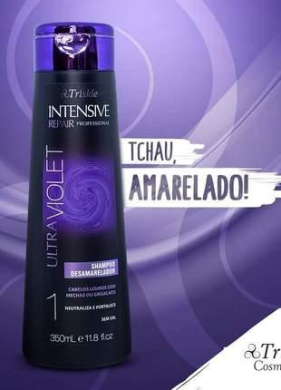 Shampoo ultra violet triskle 350ml