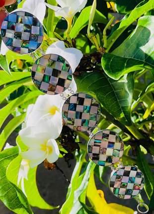 Pulseira mosaico