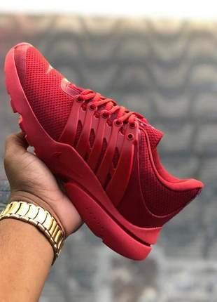 Nike presto vermelho 2019