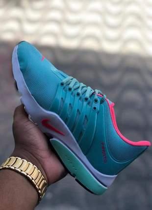 Nike presto azul-rosa 2019