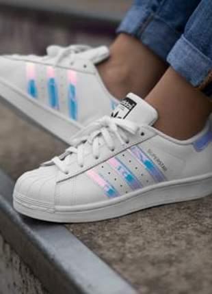 Adidas superstar holografico
