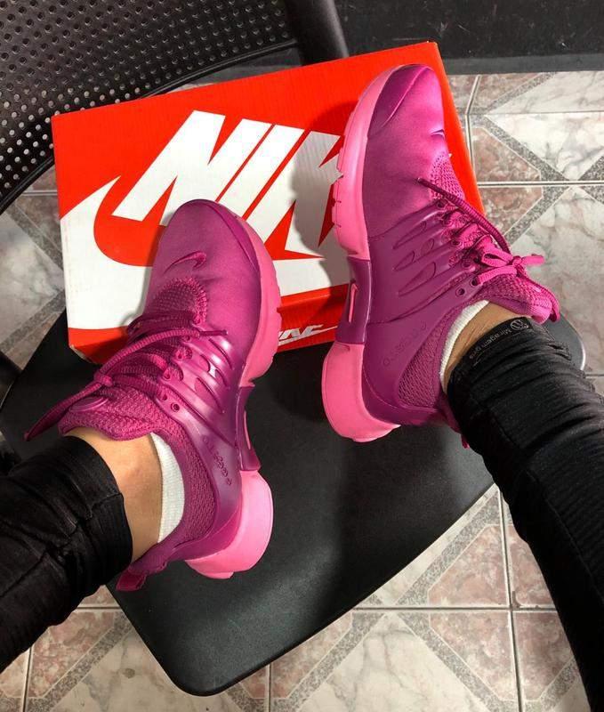 Parpadeo comerciante Cooperación  Tênis nike air presto violeta pink - R$ 119.90, cor Roxo #25777, compre  agora | Shafa