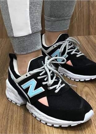 New balance 574 preto
