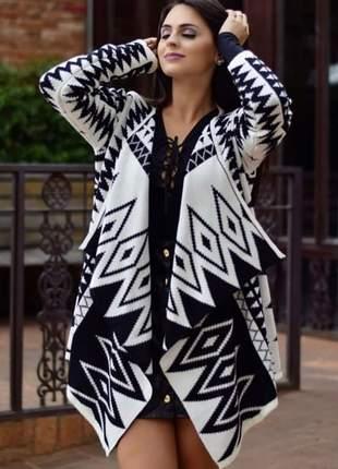 Kimono geométrico