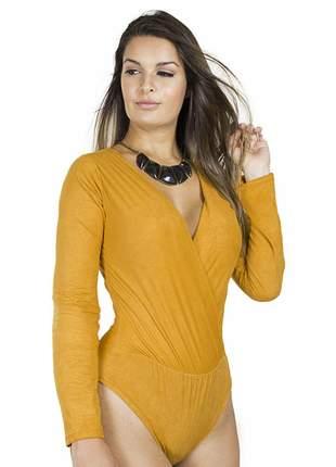 Body dress code moda mostarda
