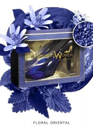 Dangerous women linn young perfume feminino - eau de parfum