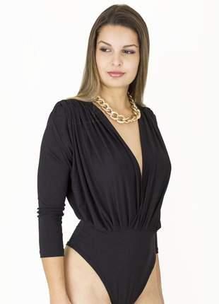Body dress code moda preto