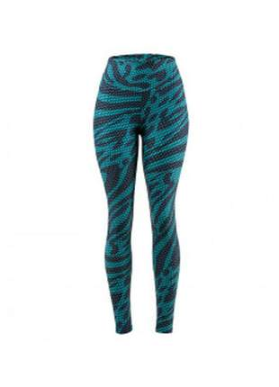 Calça legging estampada fashion e fitness proteção uv 50+.