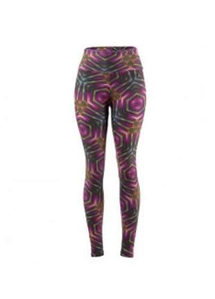 Calça legging estampada fashion e fitness proteção uv 50+