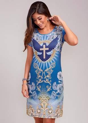 Vestido espírito santo