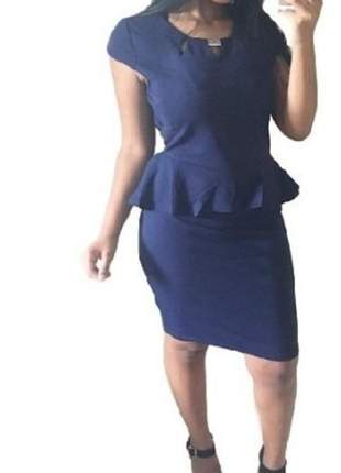 e523638371dd Vestido social midi - compre online, ótimos preços | Shafa
