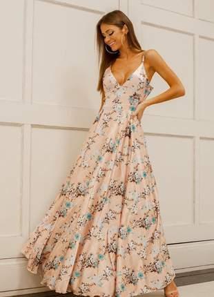Vestido moratta | rosê nude