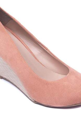 Sapatos femininos anabela conforto