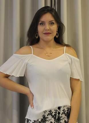 Blusa feminina ciganinha