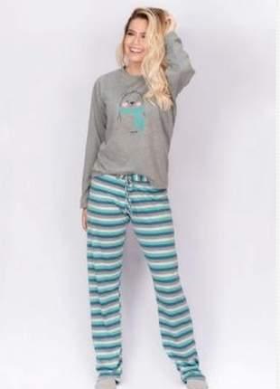 Pijama mescla - tal mãe tal filha